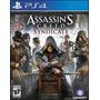 Assassins Creed Syndicate Ps4 Digital Jugas Con Tu Usuario