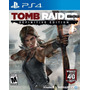 Ps4 Tomb Raider Nuevo Sellado!!!