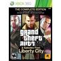 Grand Theft Auto Iv 4 Complete Edition Nuevo Xbox 360 Dakmor