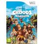 Wii Games. Croods Prehistoric Party. Nuevo, Cerrado!!
