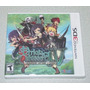Etrian Odyssay Legends Of Titans 3ds