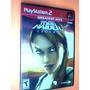 Tomb Raider Legend Lara Crof (654) Ps2 - Con Caja Y Manual