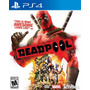 Deadpool Ps4 | Digital | Primario | Estreno | Mercado Lider
