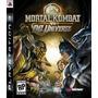 Mortal Kombat Vs Dc Universe En Espanol, Nuevo Y Sellado