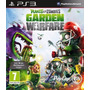 Plants Vs Zombies Garden Warfare Ps3 Original Sellado Fisico