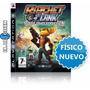 Ratchet Y Clank Ps3 Pelicula - Fisico Sellado Nuevo!!