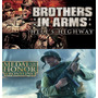 Brothers In Arms Hells Highway + Medal Of Honor - Ps3 Oferta