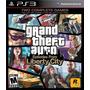 Grand Theft Auto Liberty City Ps3 Digital