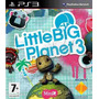 Little Big Planet 3 *ps3* Playstation 3* Store* Entrego Hoy