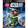 Lego Star Wars 3 Ps3 Fisico Nuevo Xstation