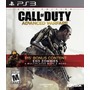 Call Of Duty Advanced Warfare Gold Edition Ps3 Fisico Nuevos