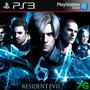 Resident Evil 6   Ps3   Digital   7g