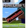 Minecraft Premium Full Full Para Pc - Jugá Hoy Mismo