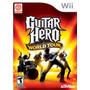 Wii Guitar Hero World Tour Rock Band Guitar Hero