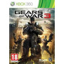 Juego Gears Of War 3 Xbox 360 Ntsc En Caja