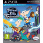 Phineas Y Ferb A Traves De La Segunda Dimension Ps3 || Stock