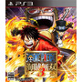 One Piece Ps3 Pirate Warriors 3 Digital Edition Lgames
