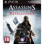 Assassins Creed Revelations Ps3 || Digitales Falkor | Stock