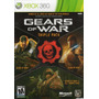 Juego Gears Of War Triple Pack Xbox 360 Ntsc Español