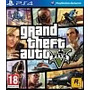 Grand Theft Auto V Ps4 Nuevos Fisicos Sellados !!!