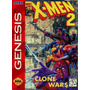 Juego X-men 2 Sega Genesis Palermo Z Norte