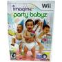 Imagine. Party Babyz Para Wii. Original -minijuegosnet