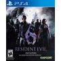 Resident Evil 6 (2016) Ps4 Fisico Nuevo Xstation