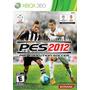 Juego Pes 2012 Xbox 360 Ntsc