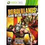 Borderlands Game Of The Year Edition Ntsc Nuevo Sellado
