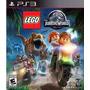 Lego Jurassic World Ps3 - Formato Físico - Aceptamos Mercado