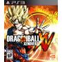 Dragon Ball Xenoverse Xv * Ps3 * Mercadolider Tenelo H O Y