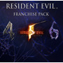 Resident Evil Franchise 4, 5 Y6 -ps3- Garantia! Tochi Gaming