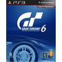 Gran Turismo 6 - Ps3 - Físico, Nuevo Y En Caja Sellada