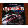 Need For Speed Carbon - Nintendo Gamecube