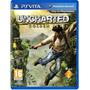 Psvita Uncharted Original En Caja Ps Vita Tomo Usados!