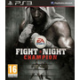Ps3 Fight Night Champion Store
