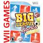 Juego Big League Sports Summer - Original Nintendo Wii
