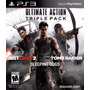 Ultimate Action Triple Pack Ps3 || Digitales Falkor || Stock