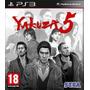 Yakuza 5 Ps3 Digital   Oferta Mercadolider Tenelo Ya! Gh22
