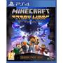 Minecraft Story Mode Juego Ps4 Original Fisico Sellado