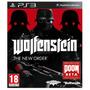 Juego Ps3 Bethesda Softworks Wolfensteinn