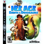 Ice Age 3 Dawn Of Dinosaurs Era Del Hielo 3 Ps3 Original