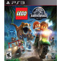 Lego Jurassic World Español Ps3 Digital Gorosoft