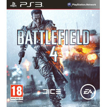 Battlefield 4 Ps3 Digital * Mercadolider *