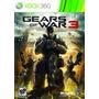 Gears Of War 3 Xbox 360/one Digital