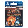 Mortal Kombat 9 Komplete Edition Ps3- Digital- Omniplay Stor