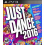 Just Dance 2016 Ps3   Digital * Mercadolider * Chokobo