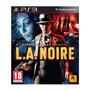 L. A. Noire Edicion Completa Ps3 Stock Inmediato Full Games
