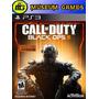 Ps3 Call Of Duty Black Ops 3 Español Nuevo Sellado Local !!!