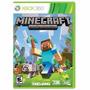 Juego Minecraft Microsoft Xbox 360 Original Sellado Floresta